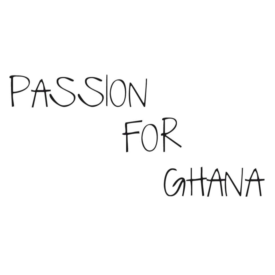 Logo of Passion for Ghana